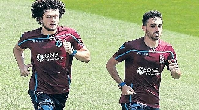 Trabzonspor'un gençleri göz doldurdu