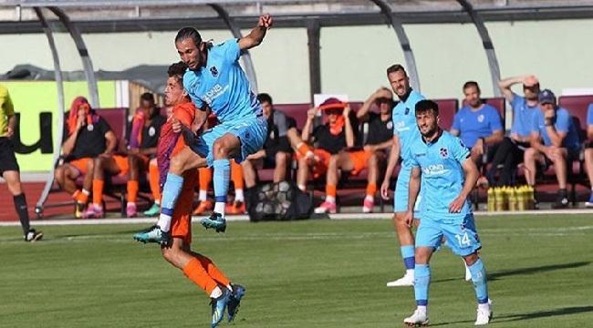 Trabzonspor Zagreb'i tek golle geçti
