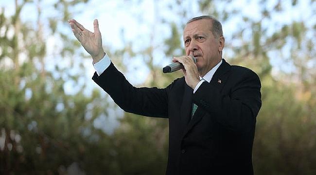 Erdoğan'dan Türkiye'ye kritik çağrı: Doları, eurosu, altını olan bozdursun