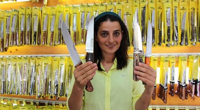 Sürmene bıçağına kurban ilgisi