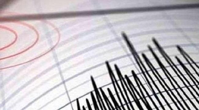 Trabzon'da deprem