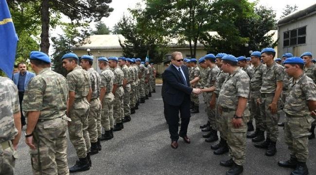 Trabzon Protokolü şehitliği ziyaret etti