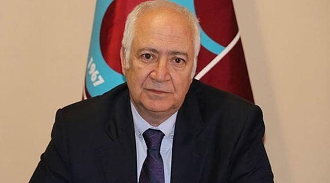 Trabzonspor'dan Özkan Sümer açıklaması