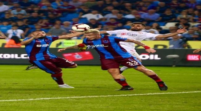 Trabzonspor- Sivasspor maçından notlar