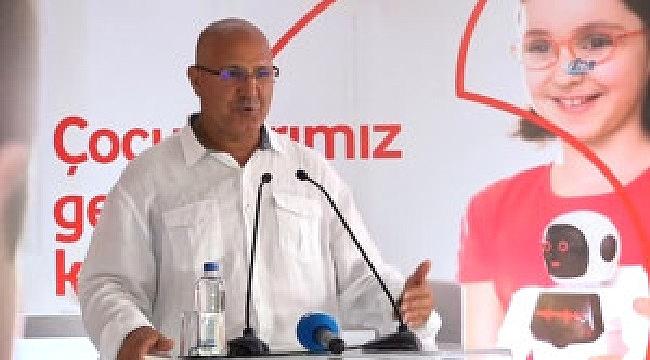 'Yarını Kodlayanlar Eğitim Tren'i Trabzon'da