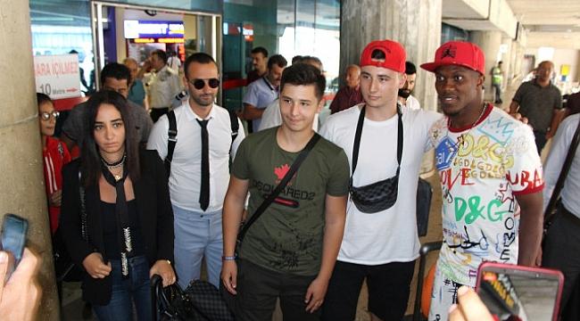 Yeni golcü Nwakaeme Trabzon'da