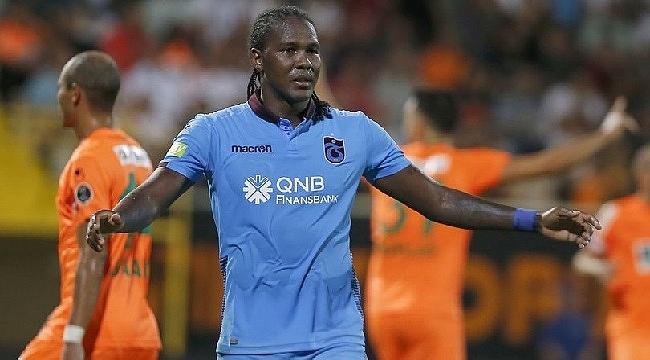 Alanyaspor - Trabzonspor: 1-0