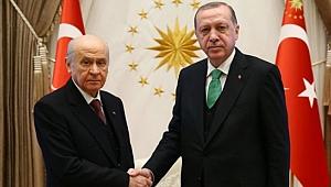 İki parti ittifakı için görüşme başlıyor