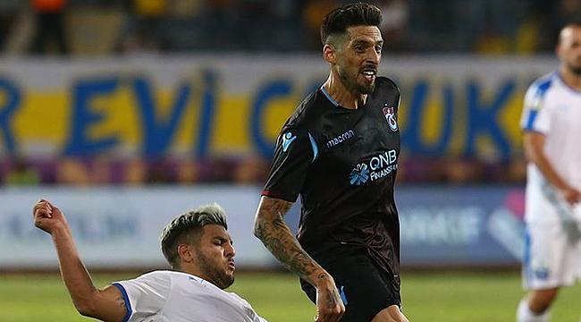 Jose Sosa, Trabzonspor'u sahiplendi