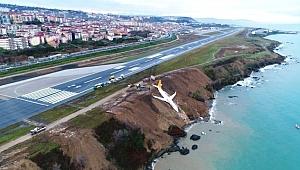 Uçağın nereye konulacağı belli oldu