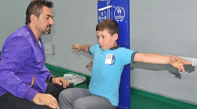 Trabzon'da çocuklar yetenekte Türkiye'nin zirvesinde