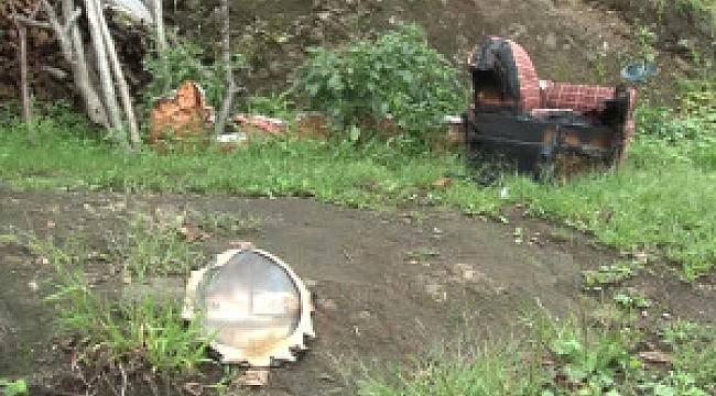 Trabzon'da engelli genç kız yangında hayatını kaybetti