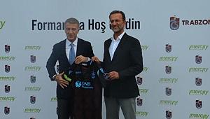Trabzonspor yeni sponsoruyla imzaladı