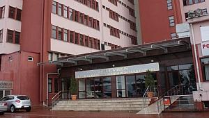 Ahi Evren Hastanesi'nde yemek krizi