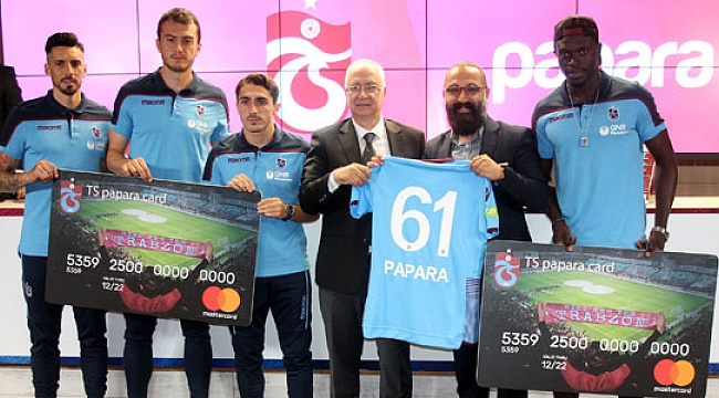 İşte Trabzonspor'un yeni sponsoru
