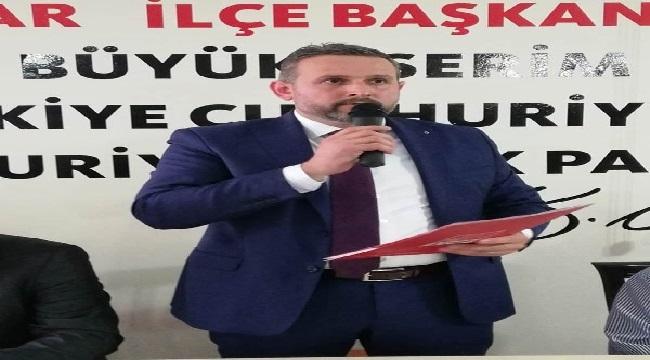 Ortahisar Belediyesi için resmen aday adaylığını açıkladı