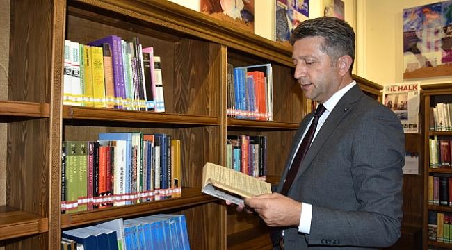 Trabzon'da edebiyat müzesi açılacak