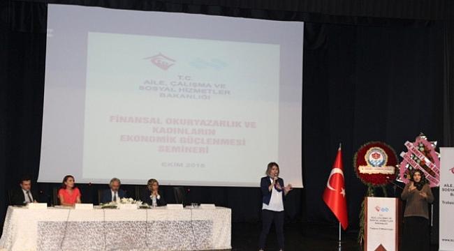 Trabzon'da İş'te kadın projesi