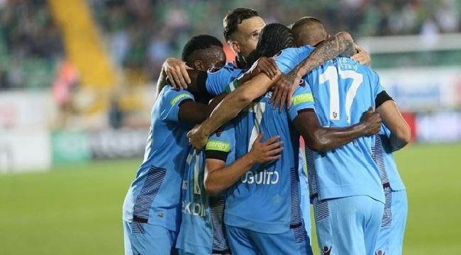 Trabzonspor, Erzurumspor maçıyla bu sezon ilk peşinde