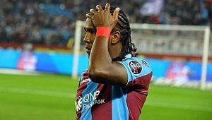 Trabzonspor fırsatları hep kaçırıyor