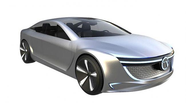 Zorlu Grubu'na ait otomobilin görselleri ortaya çıktı