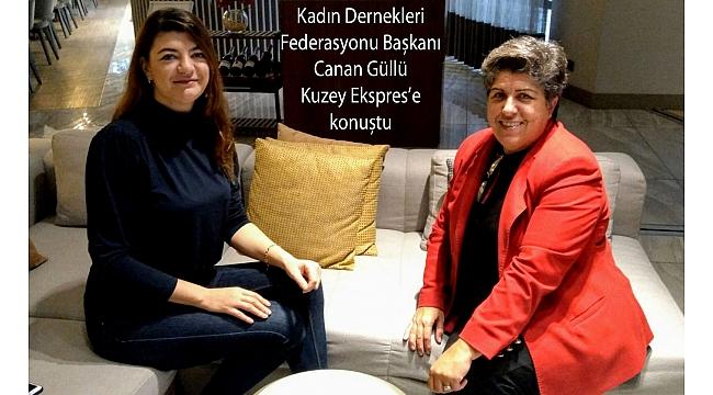 Canan Güllü: Kadın Aday Göstermeyen Partiye Oy Yok