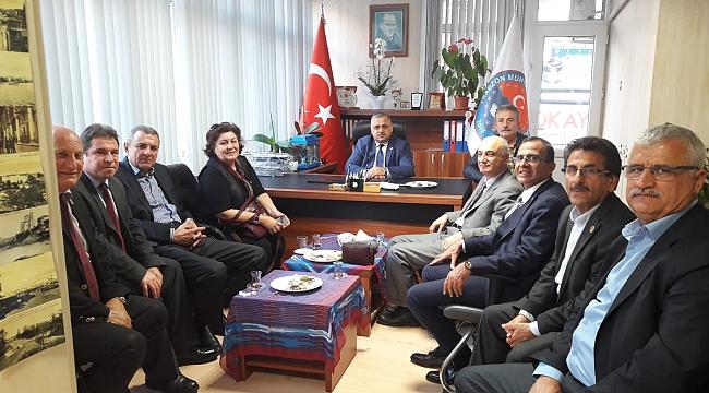 CHP Trabzon nabız yoklamaya devam ediyor