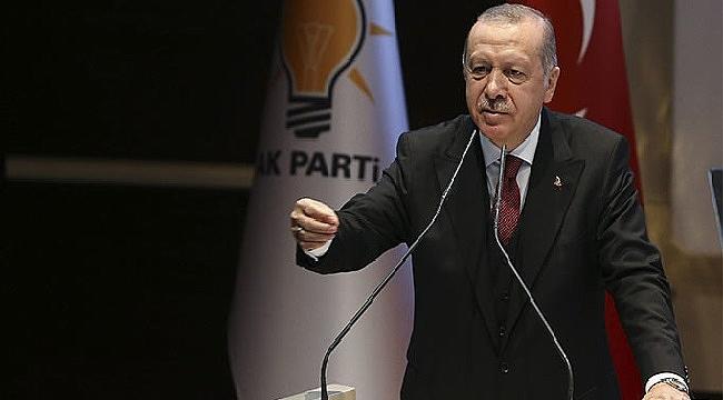 Cumhurbaşkanı Erdoğan: Dikey mimari yok yatay mimari