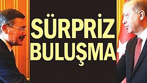 Gökçek ile Erdoğan'ın sürpriz buluşması