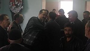 HDP'li vekilden Hakkâri şehidinin ailesine başsağlığı