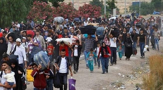 Suriyeliler Türkiye'de olmaktan memnun