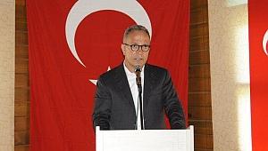 """TİAB'dan Özcan'a Tepki  """"Hadsiz açıklama"""""""