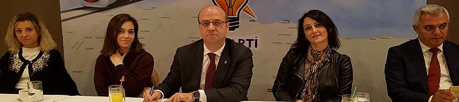 Trabzon Büyükşehir Belediye Başkan adayı Yaylalı projelerini açıkladı