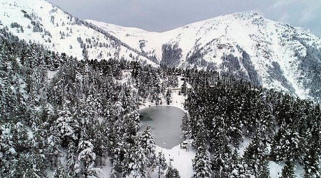 Trabzon'da bir cennet köşe Limni Gölü