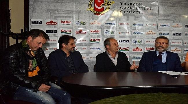 Trabzon'da eski futbolcular, şehit aileleri için sahaya çıkacak