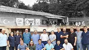 Trabzonlu gönüllü doktor bu kez Bangladeş'te