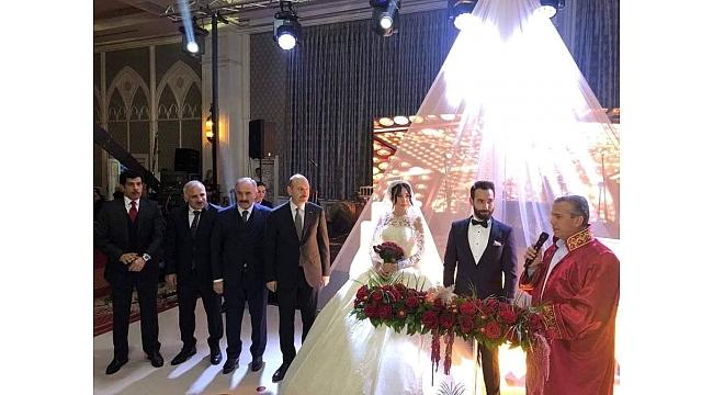 Atilla Ataman'ın kızı dünya evine girdi
