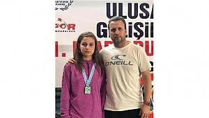 Şampiyon Yüzücü Trafik Kazası Geçirdi