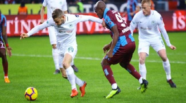 Süper Lig'de Trabzonspor fırtınası hız kesmiyor