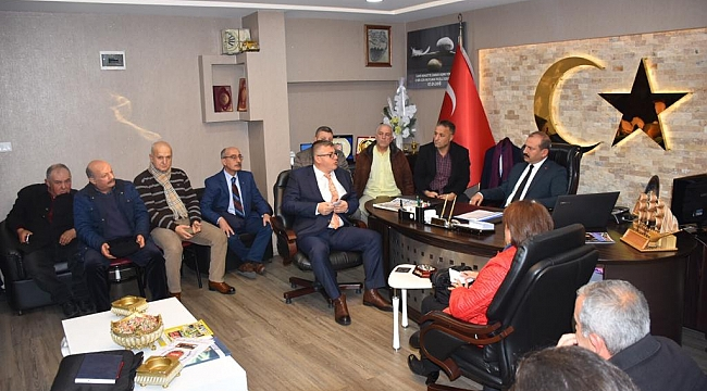 Trabzon Büyükşehir belediye başkan adayından iddialı sözler