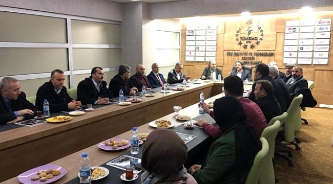 Trabzon sivil inisiyatif toplandı