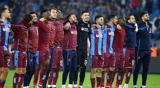 Trabzonspor 8 yıl sonra bir ilki başaracak