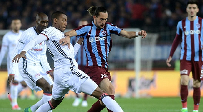 Trabzonspor Beşiktaş'ı yenerse...