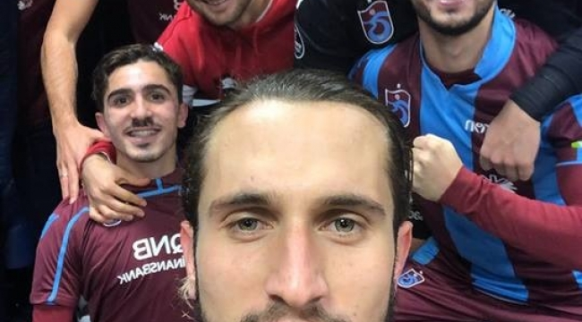 Trabzonspor gençlerinin totemi!
