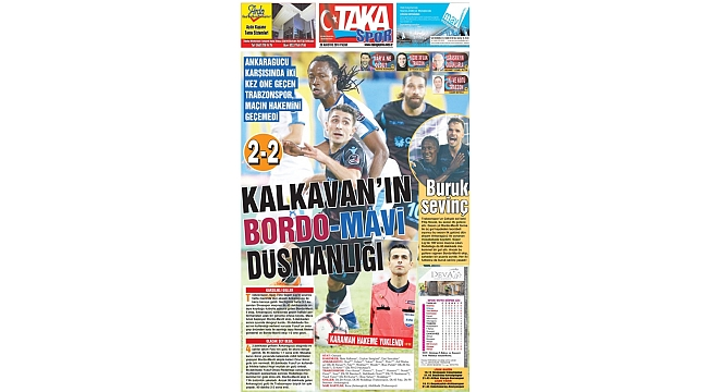 Trabzonspor Konya maçına skandal hakem atandı