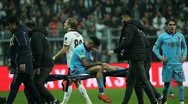 Trabzonsporlu Sosa ve Toure'nin sağlık durumu