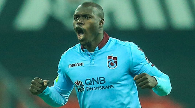 Trabzonsporlu Toure'ye ırkçı hakaret!