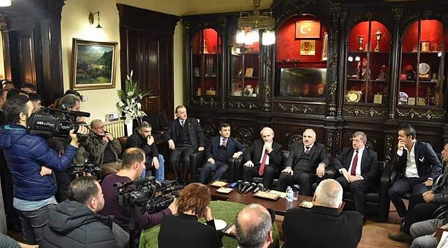 Zorluoğlu: Trabzon'a kayyum olarak gelmedim