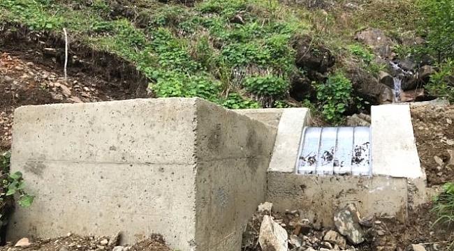 Belediye 3 milyonu su kaynaklarına harcadı
