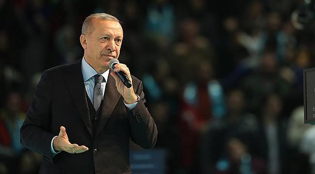 Erdoğan: S-400'ler uçakla getirilecek